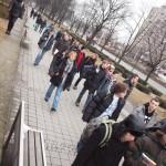 Wycieczka po kampusie Politechniki Wrocławskiej