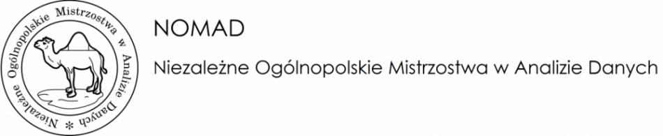 NOMAD: Niezależne Ogólnopolskie Mistrzostwa w Analizie Danych